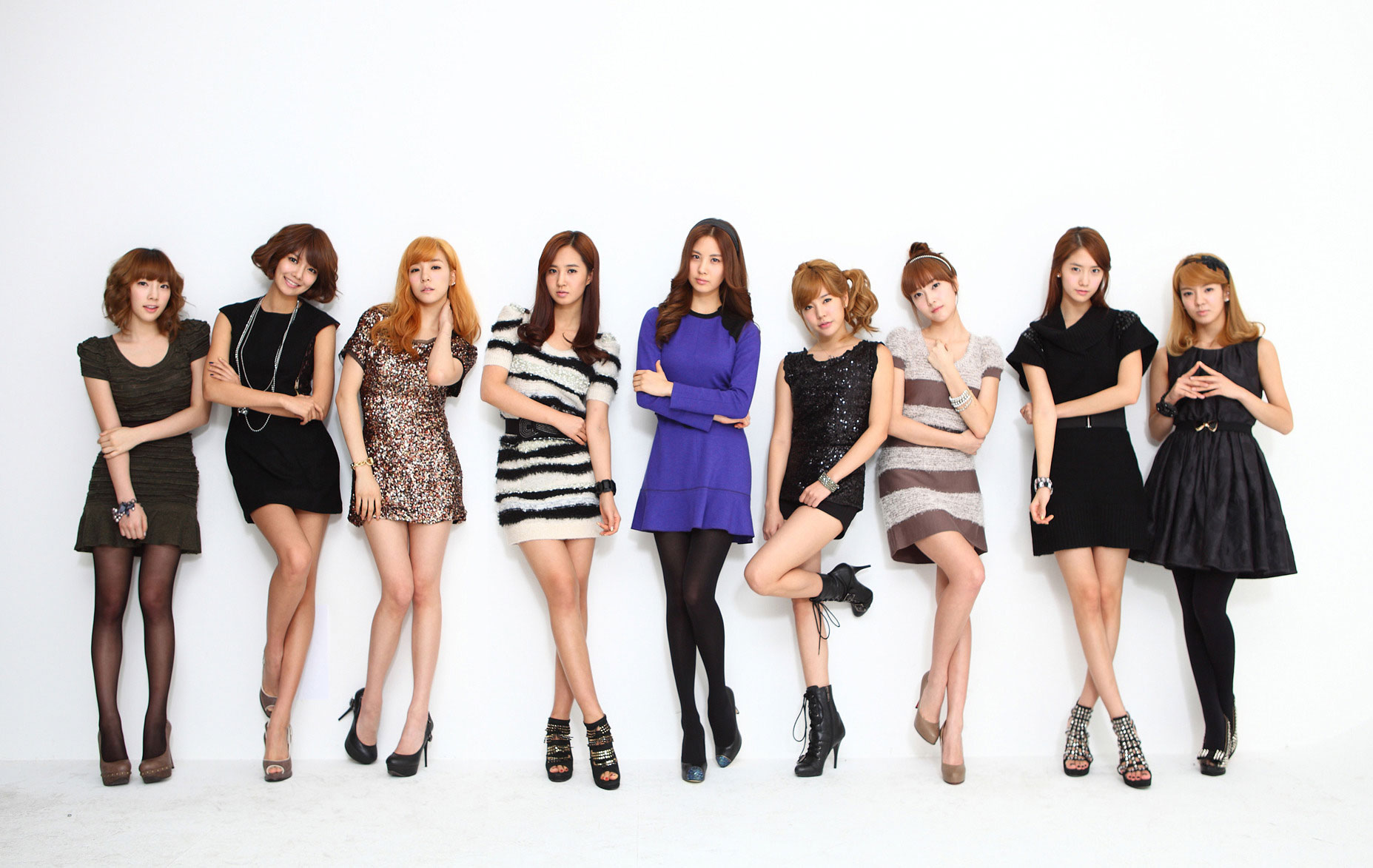 SNSD 10 Asia HD pics