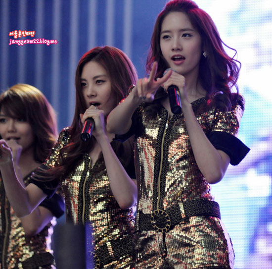 SNSD Yoona Angel Price Music Festival