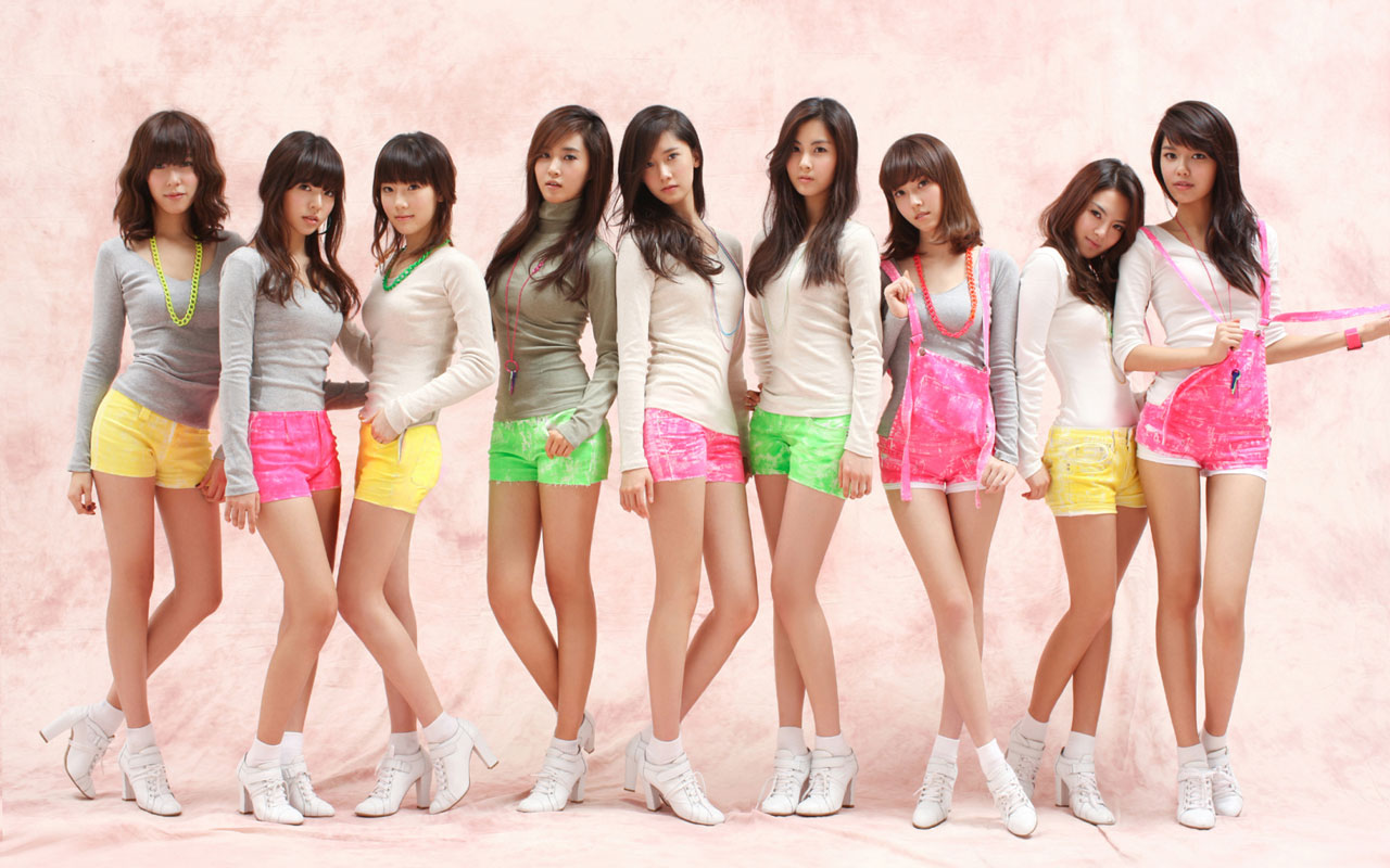 SNSD Gee wallpaper