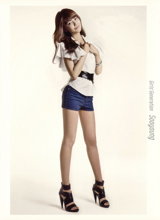 SNSD Sooyoung Japanese Genie photos
