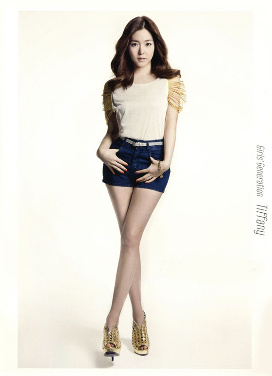 SNSD Tiffany Japanese Genie photos