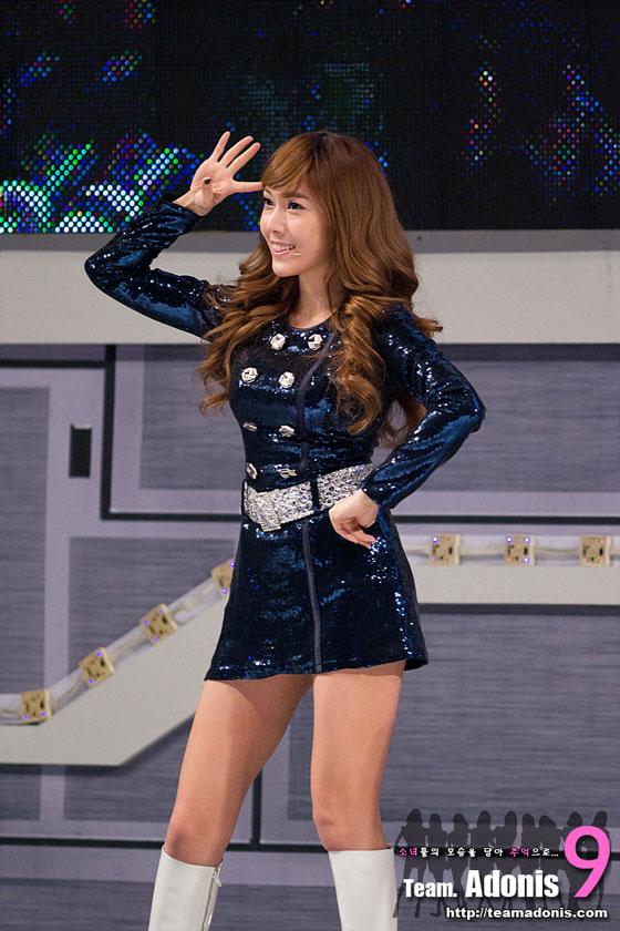 Jessica focus @ LG concert
