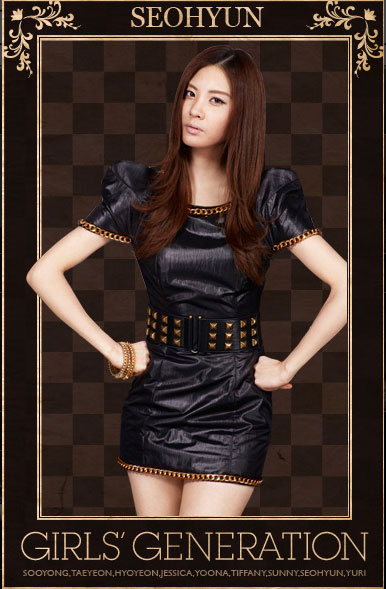SNSD Japanese official website Seohyun Taxi pic