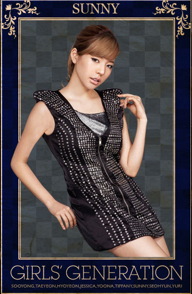 SNSD Japanese official website Sunny Taxi pic