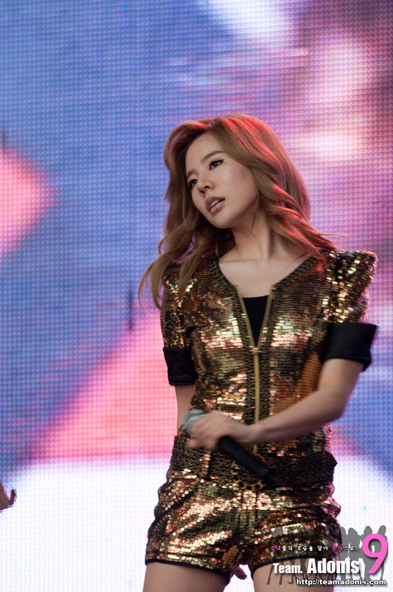 SNSD Sunny at Angel Price Festival