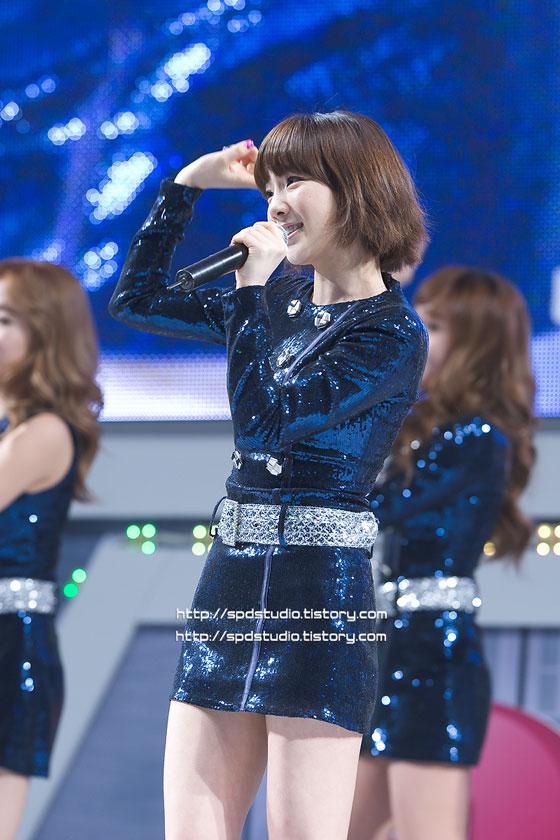 SNSD Taeyeon at LG 3D Festival
