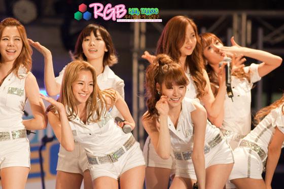 SNSD Hanyang University Concert