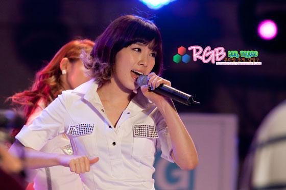 SNSD Taeyeon Hanyang University Concert