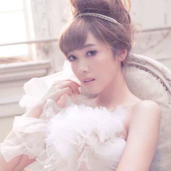 SNSD member Jessica