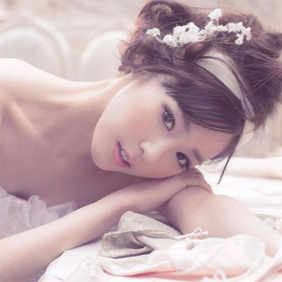 SNSD member Tiffany