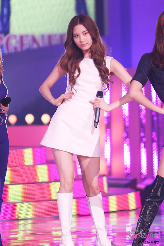 SNSD Seohyun KBS Input Concert