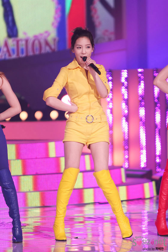 SNSD Taeyeon KBS Input Concert