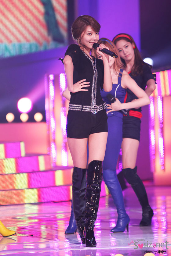SNSD Sooyoung KBS Input Concert