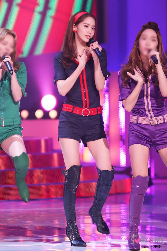 SNSD Yoona KBS Input Concert