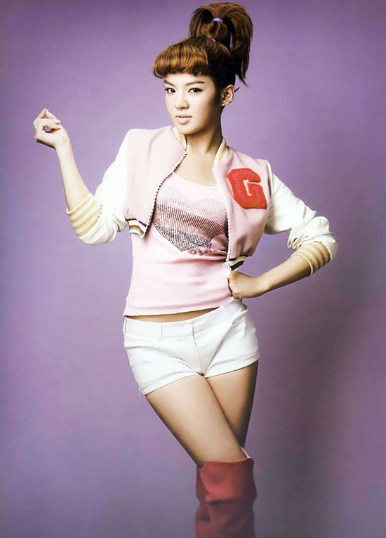 SNSD Hyoyeon Oh album