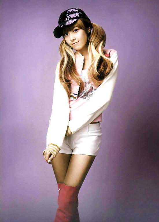 SNSD Jessica Oh album