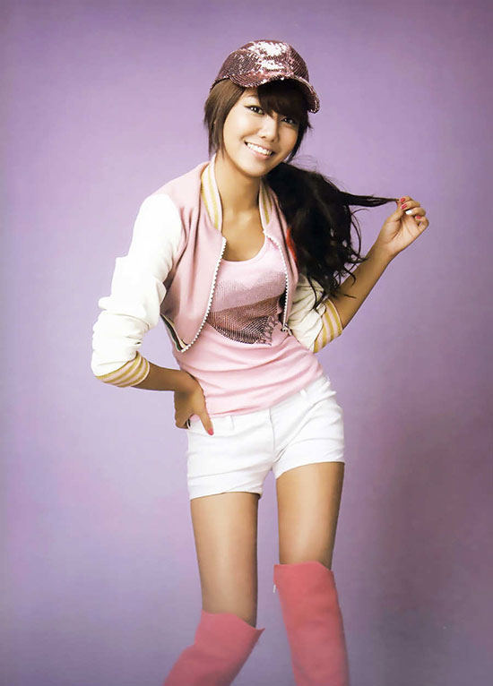 SNSD Sooyoung Oh album