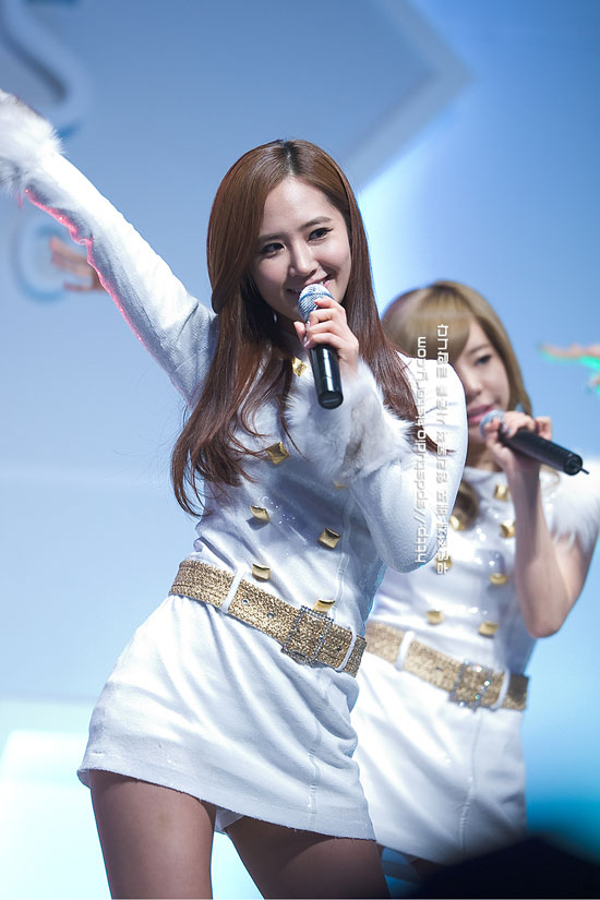 SNSD Yuri Daum Life on Awards Concert