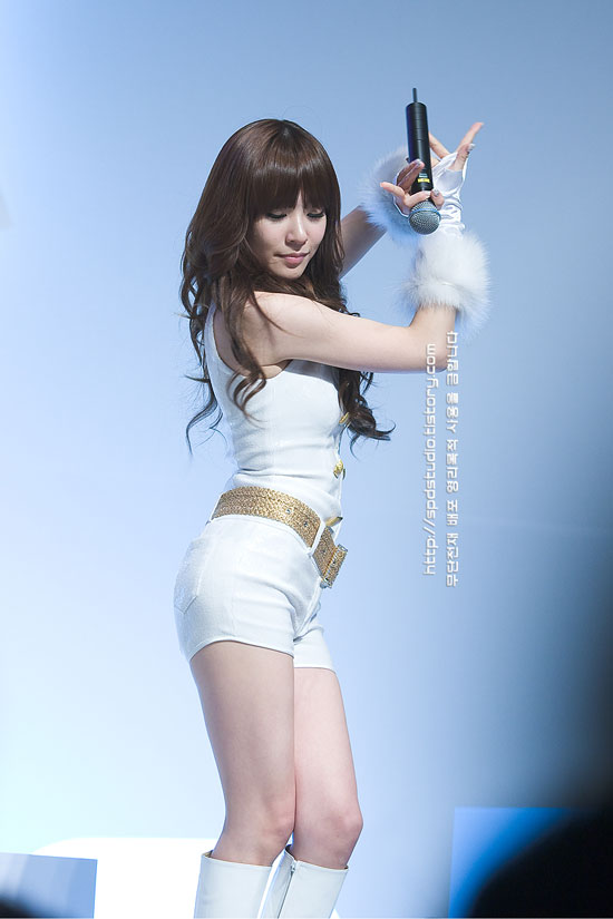 SNSD Tiffany Daum Life on Awards Concert