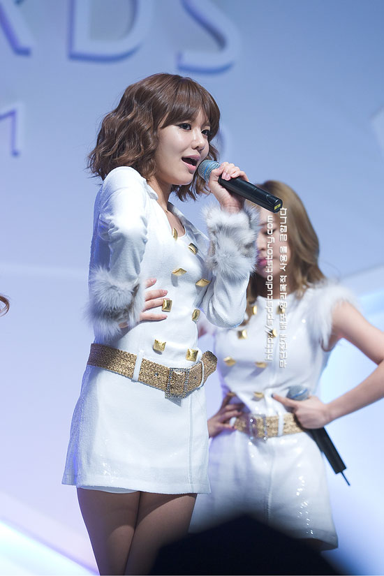 SNSD Sooyoung Daum Life on Awards Concert