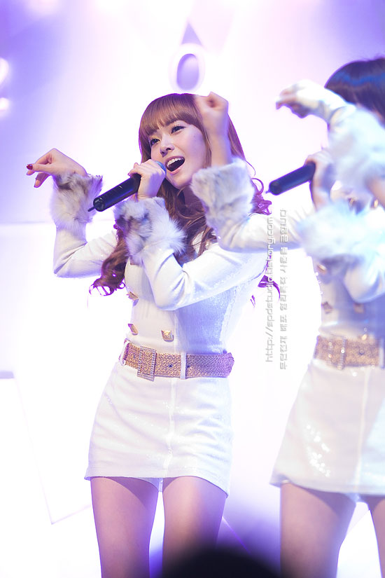 SNSD Jessica Daum Life on Awards Concert
