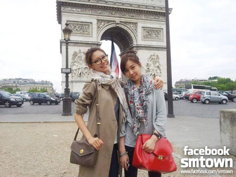 Paris sightseeing