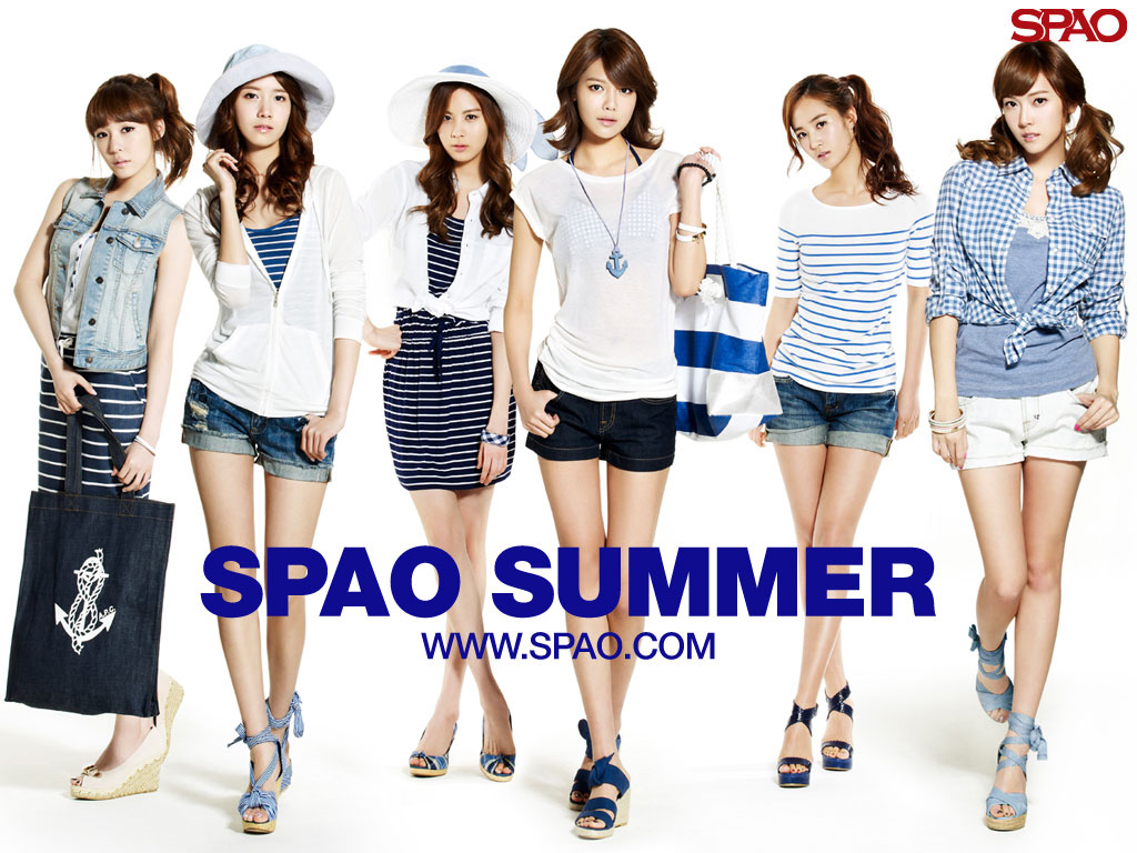 SPAO Summer 2011 wallpapers