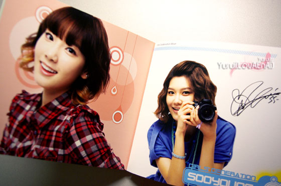 SNSD Taeyeon and Sooyoung Visual Dreams Intel