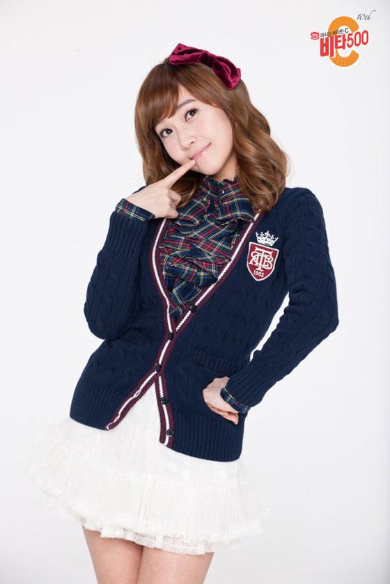 SNSD Jessica Vita500 June 2011