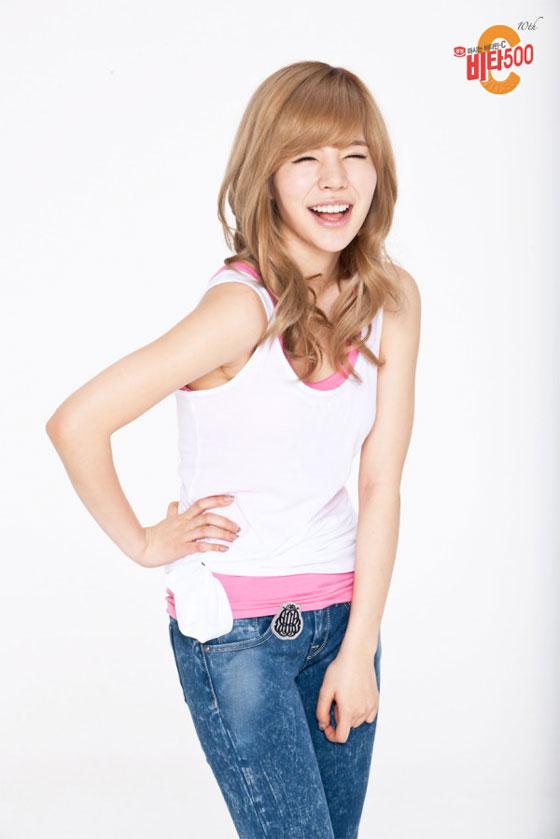 SNSD Sunny Vita500 June 2011
