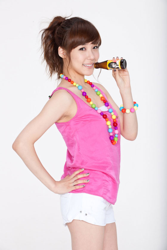 SNSD Tiffany Vita500 June 2011