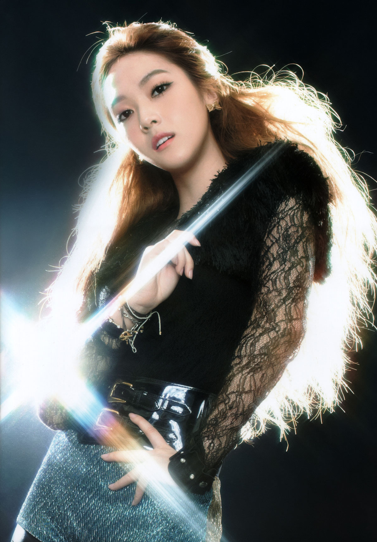 Jessica Girls Generation 2011 Tour brochure