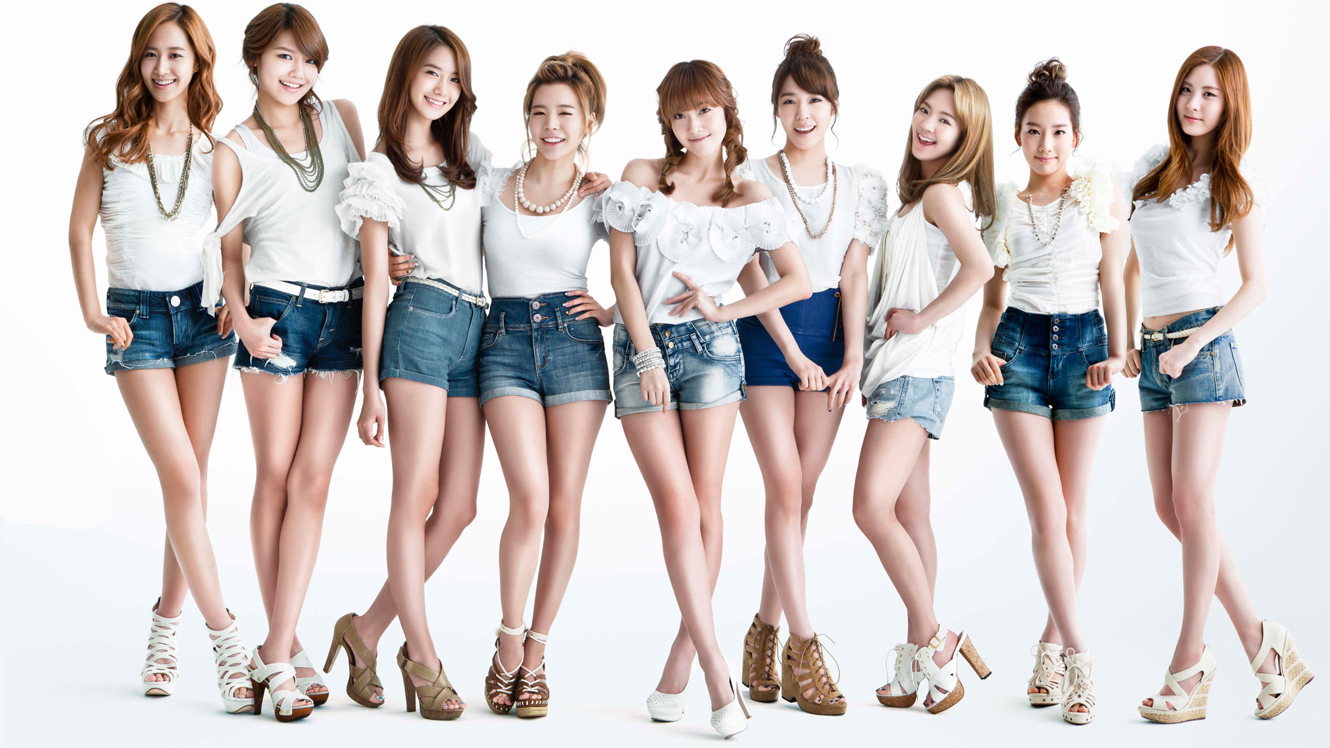 SNSD 7 Eleven Japan wallpaper