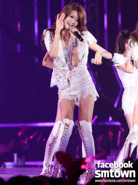 Girls Generation Asia Tour 2011 in Seoul