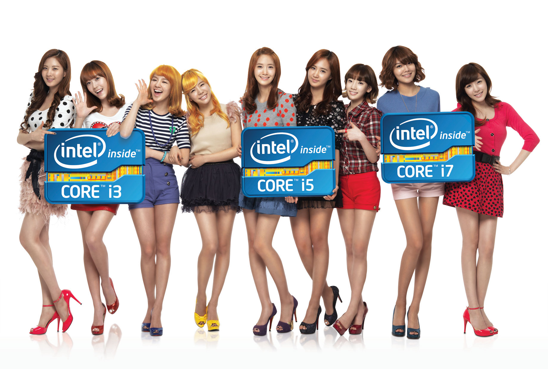 SNSD Intel HD