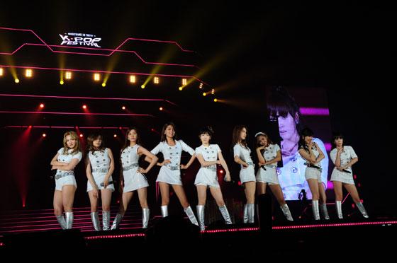 SNSD Music Bank K-pop Festival in Tokyo
