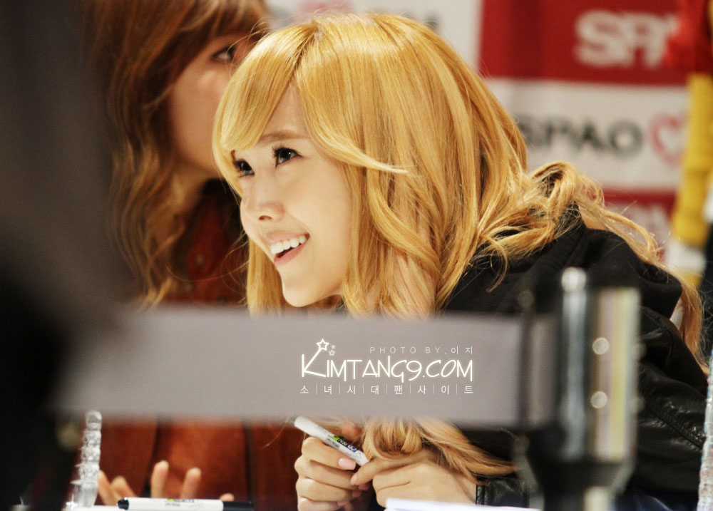 SNSD Jessica SPAO fansign event
