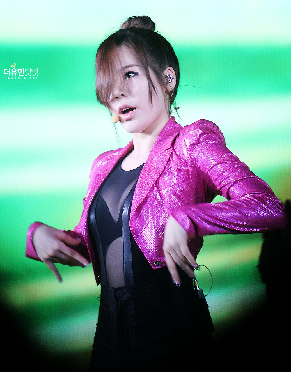 SNSD Sunny at Girls Generation Tour 2011