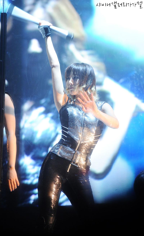 Shining Taeyeon @ Seoul Tour 2011