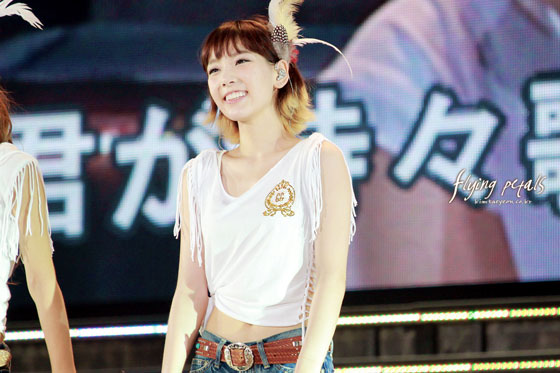 SNSD Taeyeon 1st Japan Tour