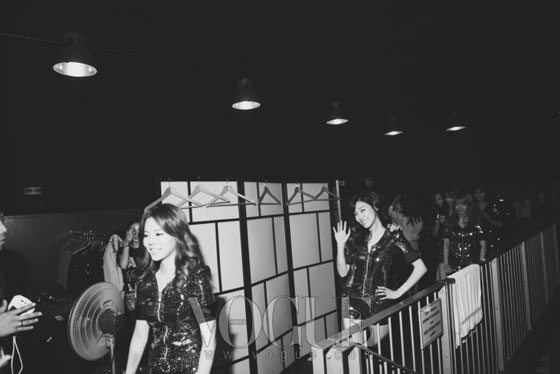 SNSD Vogue SMTown Paris