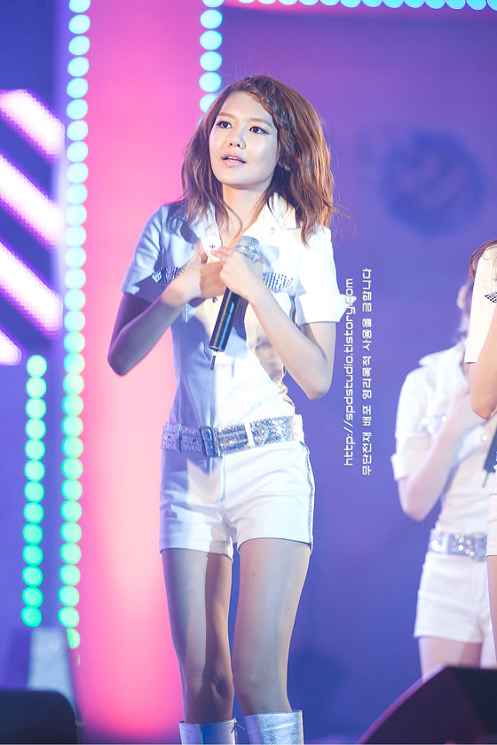 SNSD Sooyoung Cheongsim Music Festival