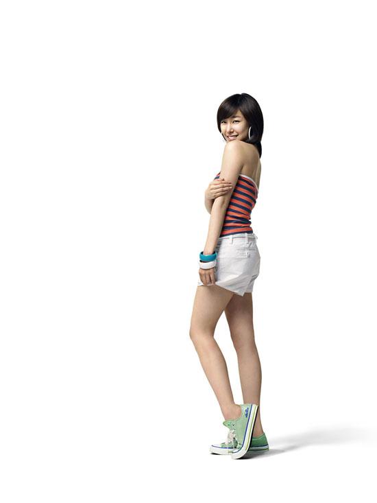 SNSD Tiffany Ellese Sportswear