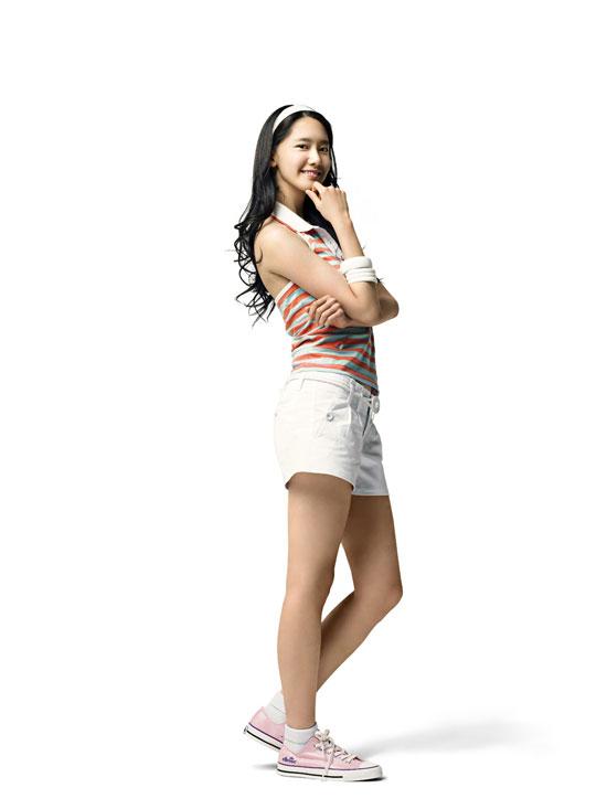 SNSD Yoona Ellese Sportswear
