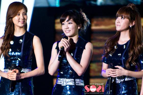 SNSD Incheon Korean Wave Music Festival 2011