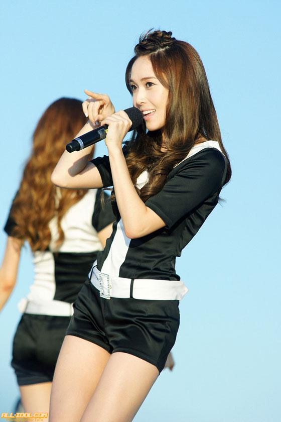 SNSD Jessica Jeju 7 Nature Wonders Concert