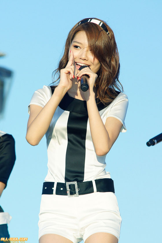 SNSD Sooyoung Jeju 7 Nature Wonders Concert