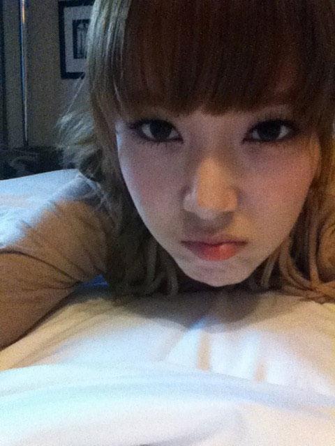 SNSD Jessica angry selca