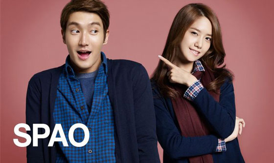 SNSD Super Junior SPAO Fall 2011