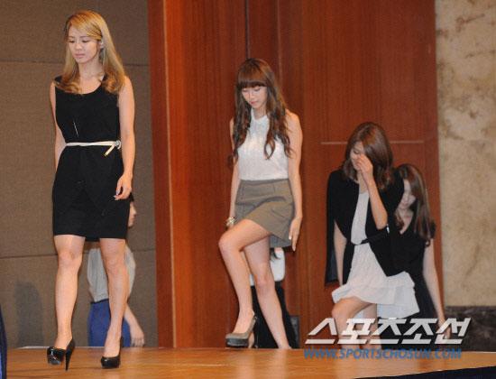 Girls Generation Korean Tourism Ambassador appointment